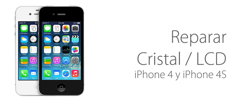 iphone 4s 4 cristal