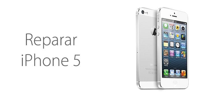 ¿Tu iPhone 5S o 5C está roto? iFixRapid lo repara.