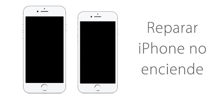 reparar iphone 7 no enciende o pantalla negro ifixrapid servicio tecnico