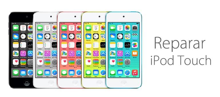 Arregla el cristal o LCD de tu iPod Touch de manera rápida y eficaz.