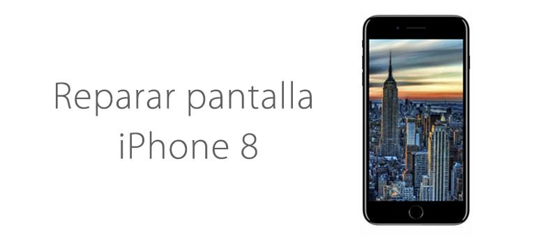 reparar pantalla iphone 8 ifixrapid servicio tecnico apple
