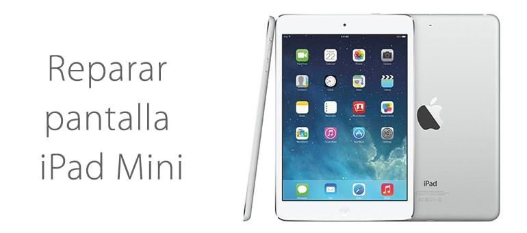 reparar lcd cristal ipad mini ifixrapid servicio tecnico apple