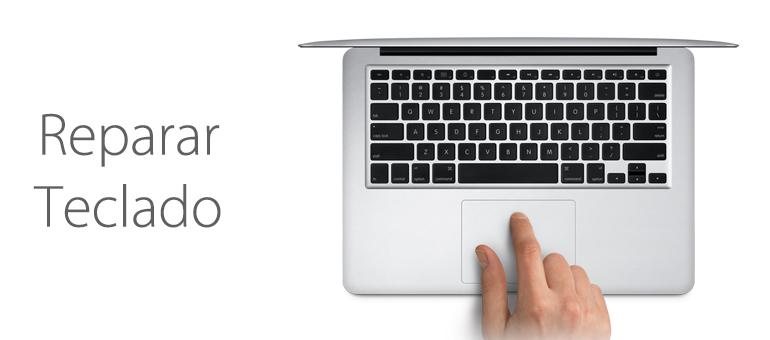 Cambiar el teclado de tu Mac Book Pro o Mac Book Air con iFixRapid